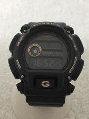 クォーツ腕時計/デジタル/--/BLK/BLK/DW-9052GBX-1A4/ピンクゴールド