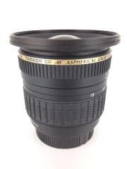 レンズ SP AF11-18mm F/4.5-5.6 Di II LD Aspherical [IF](ニコン AF)