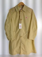 ステンカラーコート/36/ナイロン/CRM/NYLON TAFFETA COAT/ナイロンタフタコート/JD-8037
