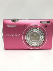 デジタルカメラ COOLPIX S5100 [ホットピンク]