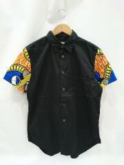 BLACK COMME des GARCONS/ブラックコムデギャルソン/半袖シャツ/1M-B014