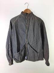 Raglan Wallaby Shirt/長袖シャツ/3/ストライプ/TYPE/431/使用感有
