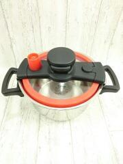 マイヤー/圧力鍋/容量:2.5L/RED