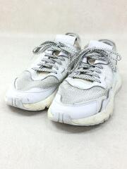 adidas/アディダス/シューズ/BD7676/25.5cm/WHT/NITE JOGGER/使用感有