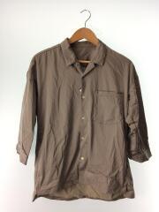 7分袖シャツ/2/--/BEG/106300002/使用感有