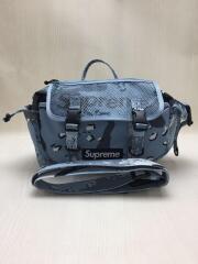20ss Blue Camo Waist Bag/ウエストバッグ/--/BLU/カモフラ