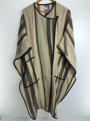 コート/36/コットン/BEG/ストライプ/11910007/19SS/Jacquard Piping Gown