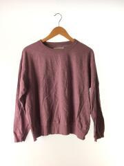 Slub Cotton Long T-Shirts/長袖Tシャツ/FREE/コットン/PNK/無地/120106