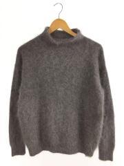 セーター(厚手)/FREE/アンゴラ/GRY/無地/11620537/Angora Furly Knit