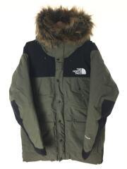 Mountain Down Coat/ND91935/ダウンジャケット/L/ゴアテックス/GRN