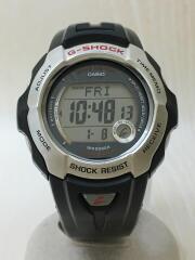 ソーラー腕時計・G-SHOCK/デジタル/SLV