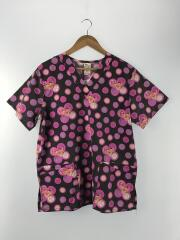 PINK PANTHER/Tシャツ/M/コットン/PNK/総柄/ピンクパンサー/バングラディッシュ/