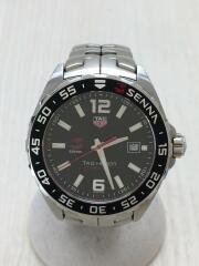 自動巻腕時計/アナログ/フォーミュラ1/アイルトン・セナ エディション/WAZ1012/FORMULA1 SENNA