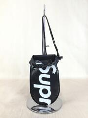 ポーチ/PVC/BLK/ブラック/18SS/See Pouch Large/汚れ有/ショルダーバッグ