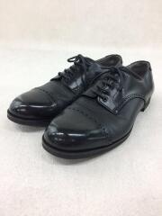 ドレスシューズ/40/BLK/ストレートチップ/黒/革靴/日本製/メンズ/レザーシューズ