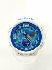 クォーツ腕時計・Baby-G/アナログ