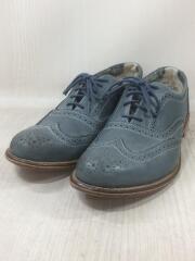 jshoes/ドレスシューズ/25.5cm/グリーン
