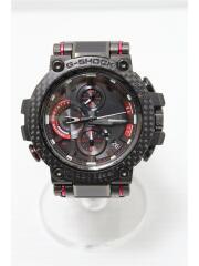 カシオ/ソーラー腕時計・G-SHOCK/アナログ/ブラック/MTG-B1000