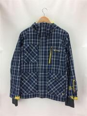 PM2559 ウェアー/S/ブルー/オーバーチェック/PM2559/セブンサミットジャケット
