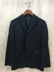 テーラードジャケット/1/ウール/GRY/グレー