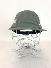 キャップ/--/KHK/ロゴ/帽子/カーキ
