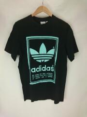 Tシャツ/M/コットン/BLK/DJ2712/トレフォイル/ブラック
