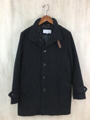 コート/S/ウール/BLK/5119-0054-012/ブラック