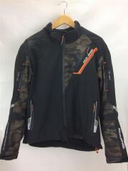 07-579 スポーツウェアー/--/BLK/07-579/バイクジャケット/Protect Softshell/カモフラ