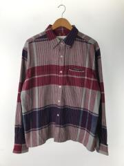NOMAt.d./ノマ/Plaid Shirt/長袖シャツ/4/コットン/チェック/N28-ID02