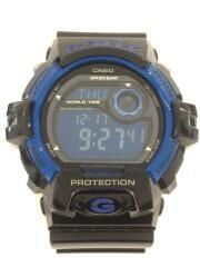 ジーショック/クォーツ腕時計・G-SHOCK/デジタル/BLK/G-8900A-1JF