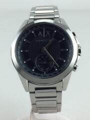 腕時計/AXT1006/シルバー/チタン