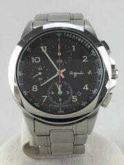 クォーツ腕時計/アナログ/--/SLV/7T92-0LY0