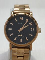 クォーツ腕時計/アナログ/ゴールド/MBM3332