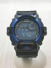 クォーツ腕時計・G-SHOCK/デジタル/ブラック