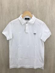 ザノーネ/ポロシャツ/44/コットン/ホワイト
