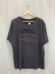 Tシャツ/--/コットン/GRY