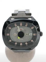 自動巻腕時計/アナログ/ステンレス/シルバー