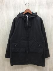 オイルドジャケット/2/コットン/BLK/ブラック