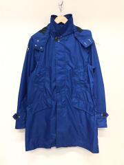 Short Soutien Collar Coat/GORE-TEX/ステンカラーコート/L/ナイロン/ブルー