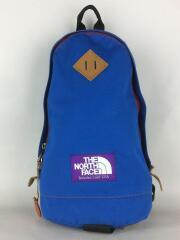 ONE SHOULDER BAG/ワンショルダーバッグ/コットン/ブルー/NN7200N
