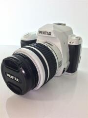 デジタル一眼カメラ PENTAX K-r レンズキット [ホワイト]