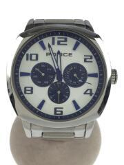 police/クォーツ腕時計/アナログ/14582J/SAN MARINO