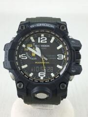 ソーラー腕時計・G-SHOCK/デジアナ/BLK