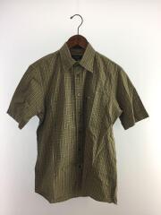 半袖シャツ/2/コットン/CML/チェック/BLH70-901