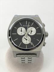 TIME TELLER CHRONO/クォーツ腕時計/アナログ