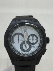 ×CHICAGO WHITE SOX/クォーツ腕時計/アナログ/クロノグラフ/W684-601