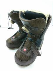 353873 スノーボードブーツ/23cm/BOA/BRW