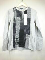 長袖Tシャツ/HF-T016/AD2010/XS/コットン/GRY