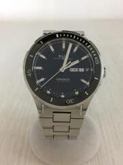 BALL/BMWコラボモデル/DM3010B/自動巻腕時計/アナログ/ステンレス/BLK//ダイバーズ タイムトレッカー