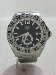自動巻腕時計・フォーミュラ1キャリバー6/アナログ/ステンレス/BLK/SLV/ダイバーズ FORMULA1